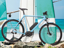 Electric Cruising Bikes