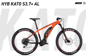 Ghost Kato 3.7 AL eMTB ex demo save $1900  was $5899