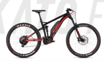 Ghost Kato 4.7 Full Suspension 2019 (save $1745)