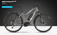 Haibike 2019 Trekking 3.0 (low bar option)